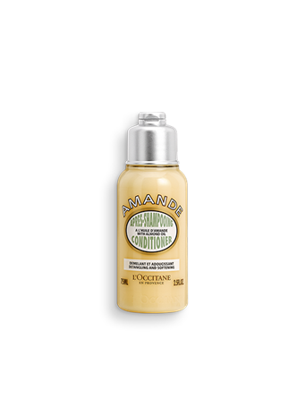 LOCCITANE - Almond Conditioner (Travel Size - 75ml) No-Color