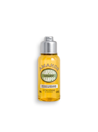 LOCCITANE - Almond Shampoo (Travel Size - 75ml) No-Color