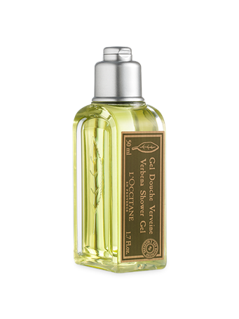 LOCCITANE - Verbena Shower Gel - 50ml No-Color