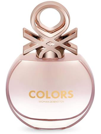 BENETTON - Rose For Her - Eau de Toilette 100ml - $29 Special No-Color