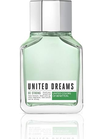BENETTON - United Dreams 'Be Strong' - Eau de Toilette 100ml - $29 Special No-Color