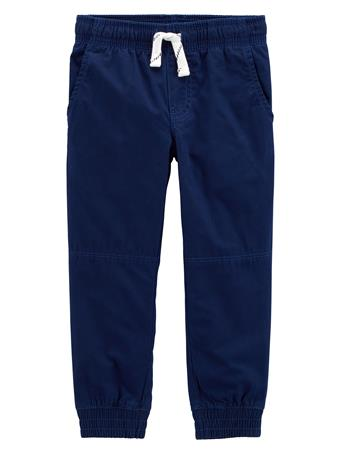 CARTER'S - Everyday Pull On Pants - (2T-5T) NAVY
