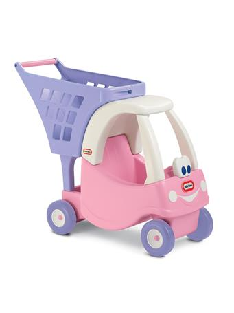 LITTLE TIKES - Princess Cozy C Shopping Cart No-Color