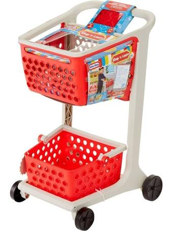 LITTLE TIKES - Shop N Learn Smart Cart No-Color