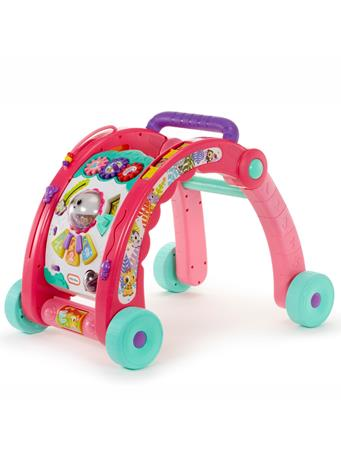 LITTLE TIKES - 3 In 1 Activity Walker Pink No-Color