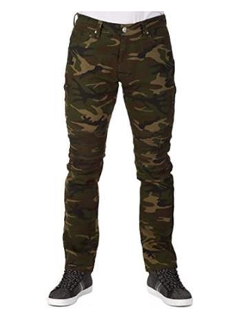 XRAY - Raw X Camo Jeans CAMO