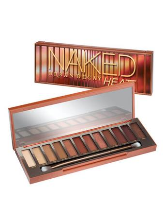 URBAN DECAY - Naked Heat Eye Palette No Color