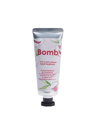 BOMB - Rose & Pink Pepper Hand Cream No-Color