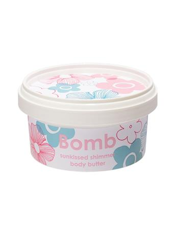 BOMB - Sunkissed Shimmer Body Butter No-Color