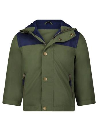 CARTER'S - Midweight Jacket (12M-24M) OLIVE