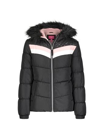 LONDON FOG -Bubble Jacket BLACK