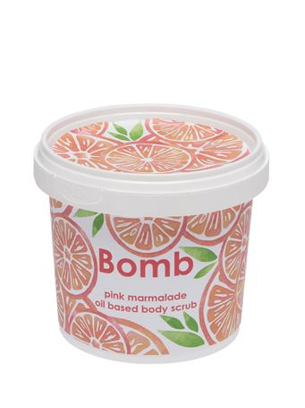 BOMB - Pink Marmalade Oil Based Body Scrub No-Color