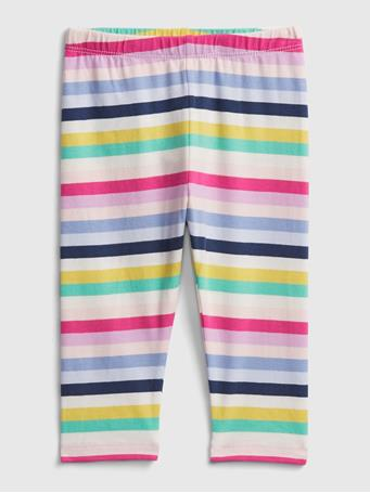 GAP - Baby Mix and Match Print Leggings MULTI STRIPE