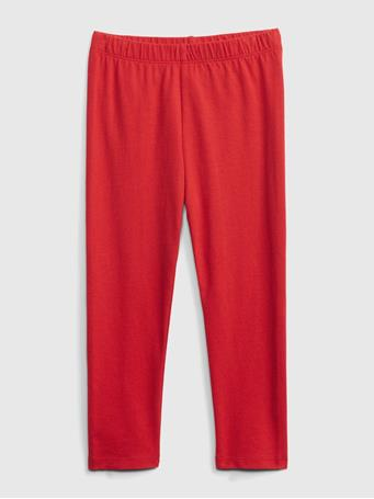 GAP - Toddler Mix and Match Graphic Leggings MODERN-RED