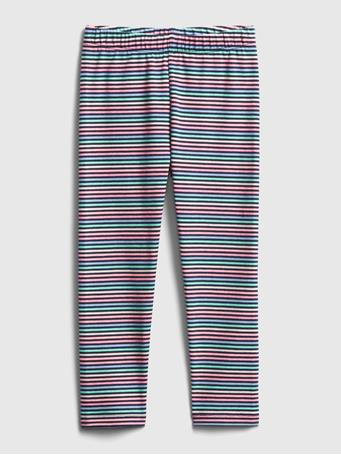 GAP - Toddler Mix and Match Graphic Leggings NAVY-STRIPE