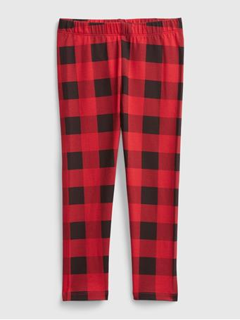 GAP - Toddler Mix and Match Graphic Leggings BUFFALO-PLAID