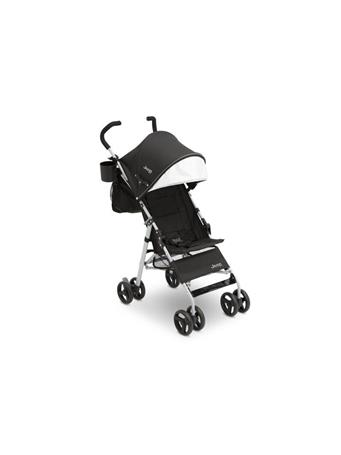 DELTA - Jeep North Star Stroller BLACK-GREY