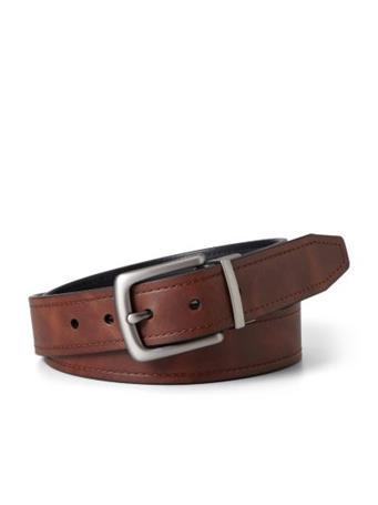 FOSSIL - Parker Reversible Belt BROWN