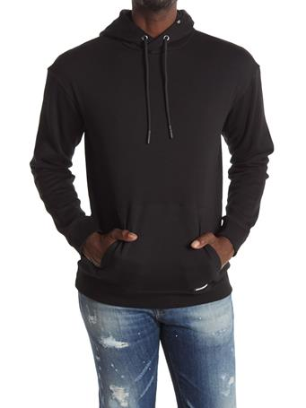 XRAY - Soft Touch Fleece Hoody BLACK