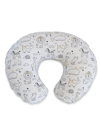 BOPPY - Notebook Black/Gold Boppy Original Feeding & Infant Support Pillow No-Color