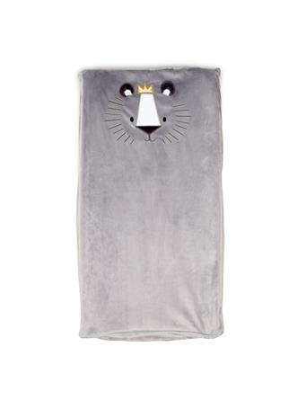 BOPPY - Grey Lion Changing Pad Cover No-Color