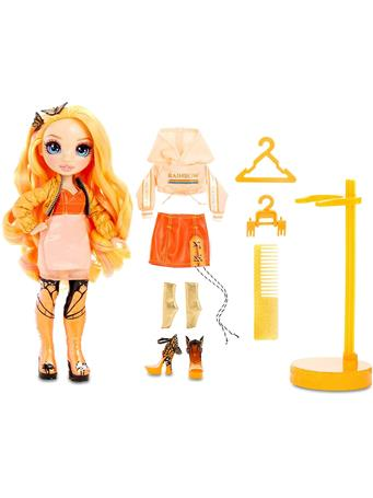 Rainbow Surprise Rowan Fashion Doll NO-COLOR
