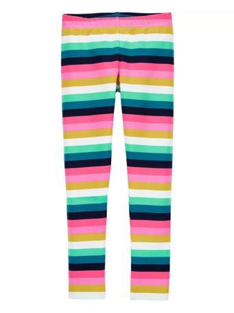 CARTER'S - Stripe Legging NOVELTY