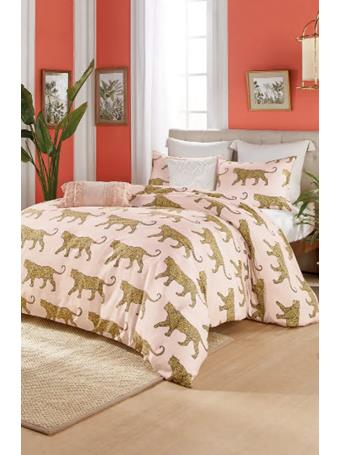 PERI HOME - Catwalk Comforter Set BLUSH
