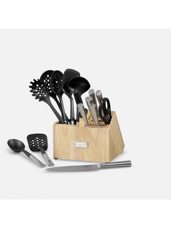 CUISINART - Cutlery & Tool 16 Pc Set Block No-Color
