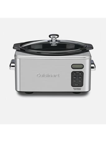 CUISINART - 6 Qt Programmable Slow Cooker No-Color
