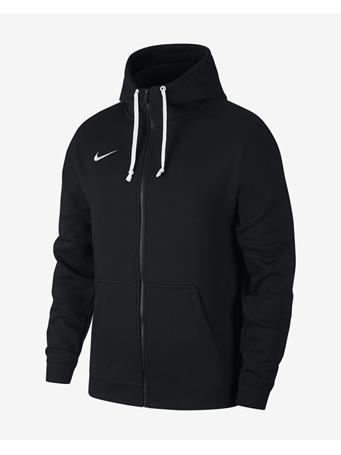 NIKE - Men's Hoodie Fz Fleece Team Club 19 BLACK