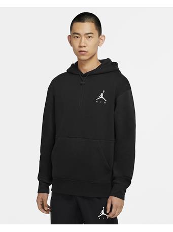 NIKE - Men's Jordan Jumpman Air Fleece Pullover BLACK