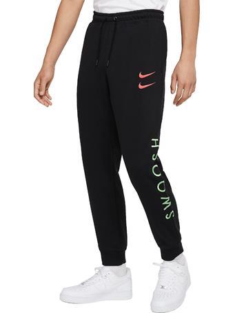 NIKE - Men's Nike Sportswear Swoosh Pant  BLACK