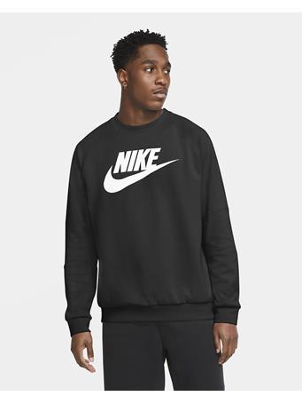 NIKE - Men's Nike Sportswear Modern Fleece Crewneck BLACK