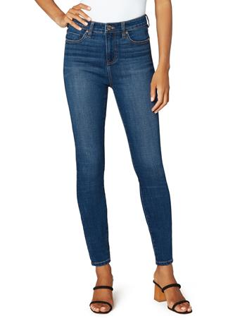 LIVERPOOL - Abby Hi-Rise Ankle Skinny 28 KENTWOOD
