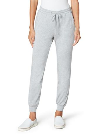 LIVERPOOL - Soft Pullon Jogger Pant LT HEATHER GREY
