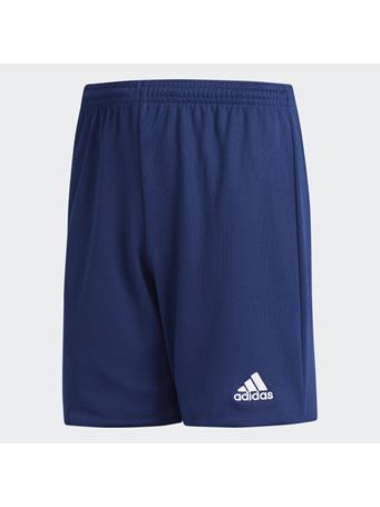 ADIDAS - Youth Parma Short DK BLUE WHITE