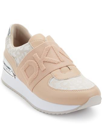 DKNY - Marli Slip On Sneaker TAN