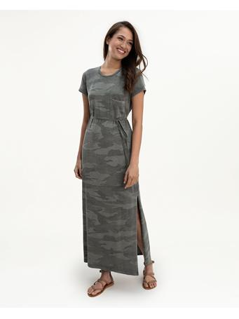 SPLENDID - Evie T-Shirt Dress VOB CAMO