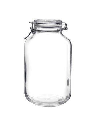BORMIOLI ROCCO - Fido Round Wire Bail Jar CLEAR