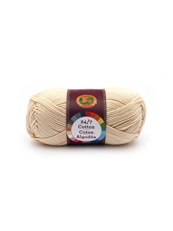 LION BRAND - 24/7 Cotton Yarn {#color}