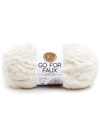 LION BRAND - Go For Faux Yarn BAKE-ALASKA