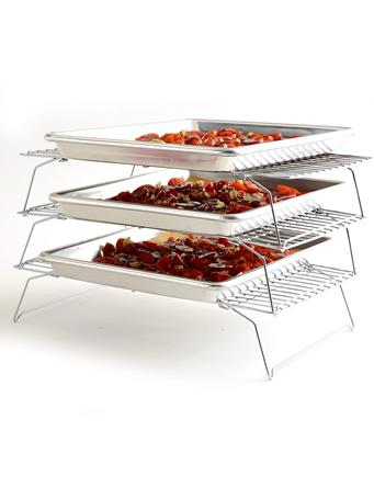 NORPRO - 3 Tier Stack-able Cooling Rack Set {#color}