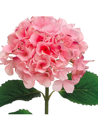 "ALL STATE FLORAL - 31"" Hydrangea Spray PNK"