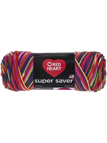 RED HEART - Super Saver Prints Yarn {#color}