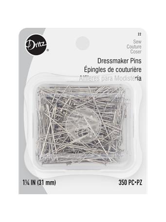 DRITZ - Dressmaker Pins No Color