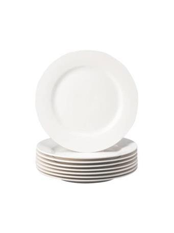 THOMSON POTTERY - 8 Piece Salad Plate Set NOVELTY