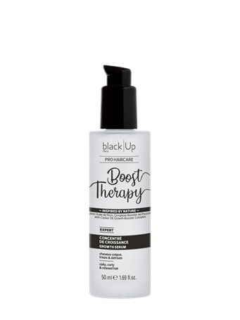 BLACK UP - Boost Therapy Hair Growth Serum 50ml No Color