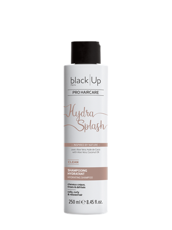 BLACK UP - Hydra Splash - Hydrating Shampoo 250ml No Color