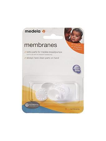 MEDELA - Membranes Set Of 6 No-Color
